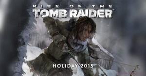Rise of the Tomb Raider - Gamescom 2014 - Microsoft