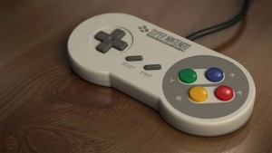 manette supernintendo