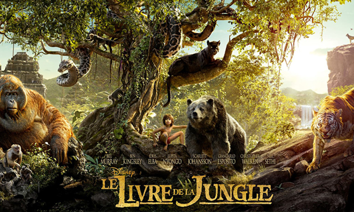 livre de la jungle