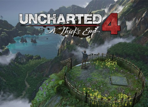 uncharted 4 entete