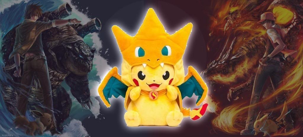 concours pikachu peluche