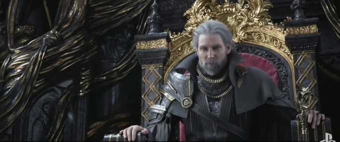 kingsglaive ffxv final fantasy regis