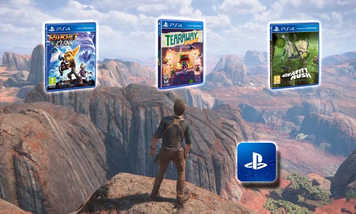Concours 3 ans PS4 Alex Effect