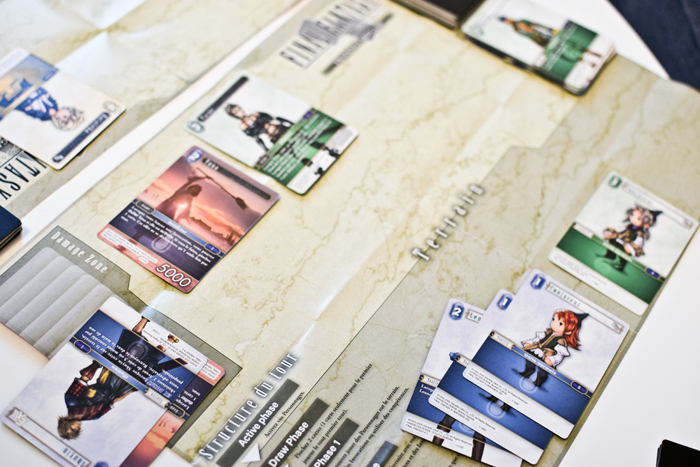 jeu cartes final fantasy ff plateau alex effect
