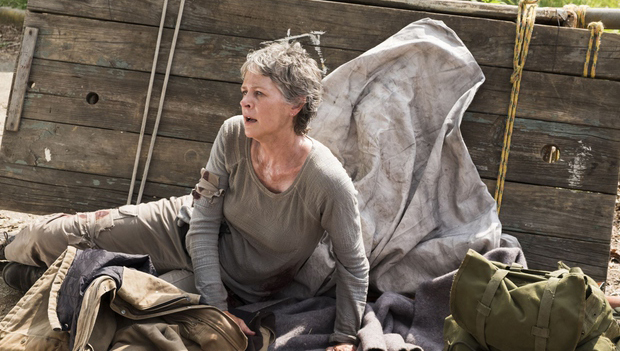 the walking dead saison 7 carol