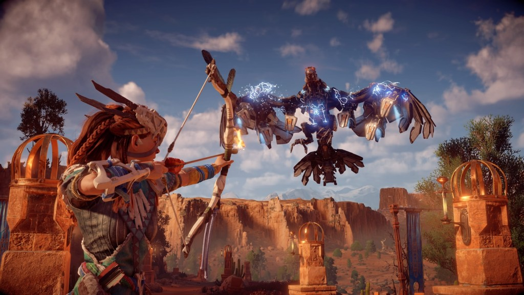 horizon aloy arc