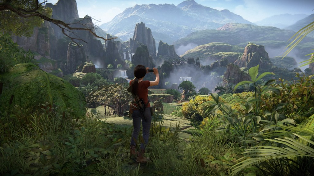 uncharted lost legacy inde