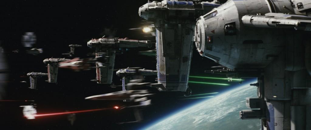 star wars 8 derniers jedis premier ordre kylo resistance