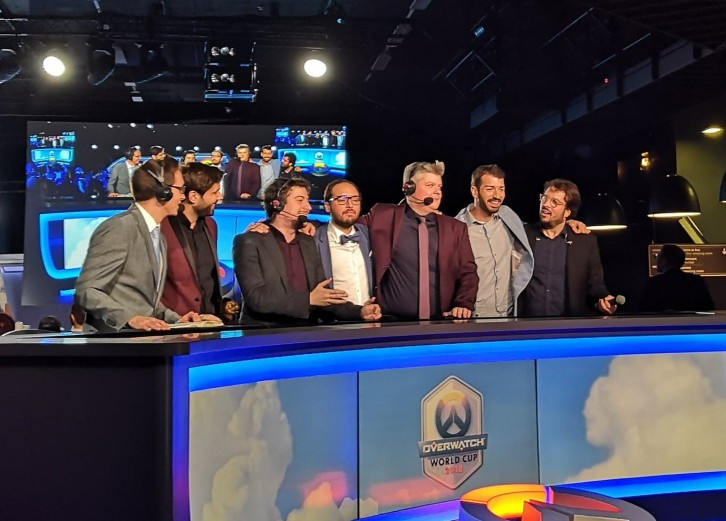overwatch coupe du monde casters france lutti alphacast shaytwan 2018