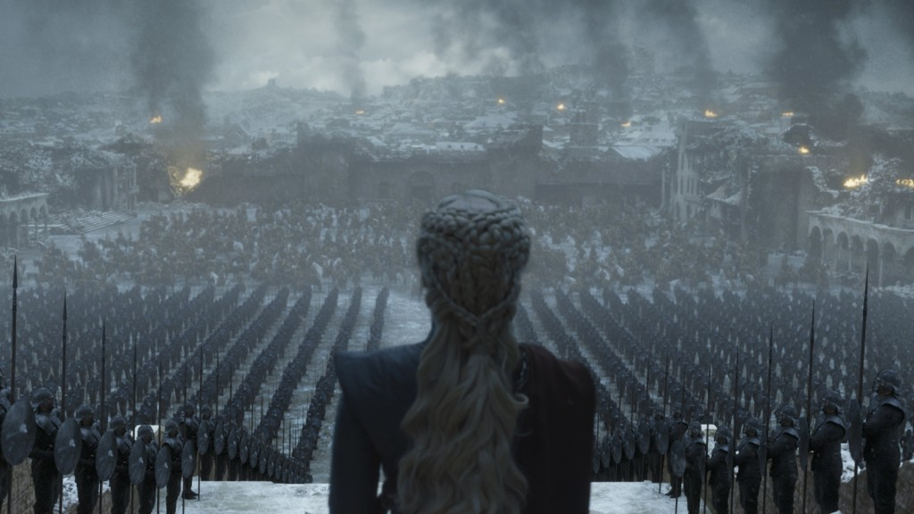 daenerys port real king landing
