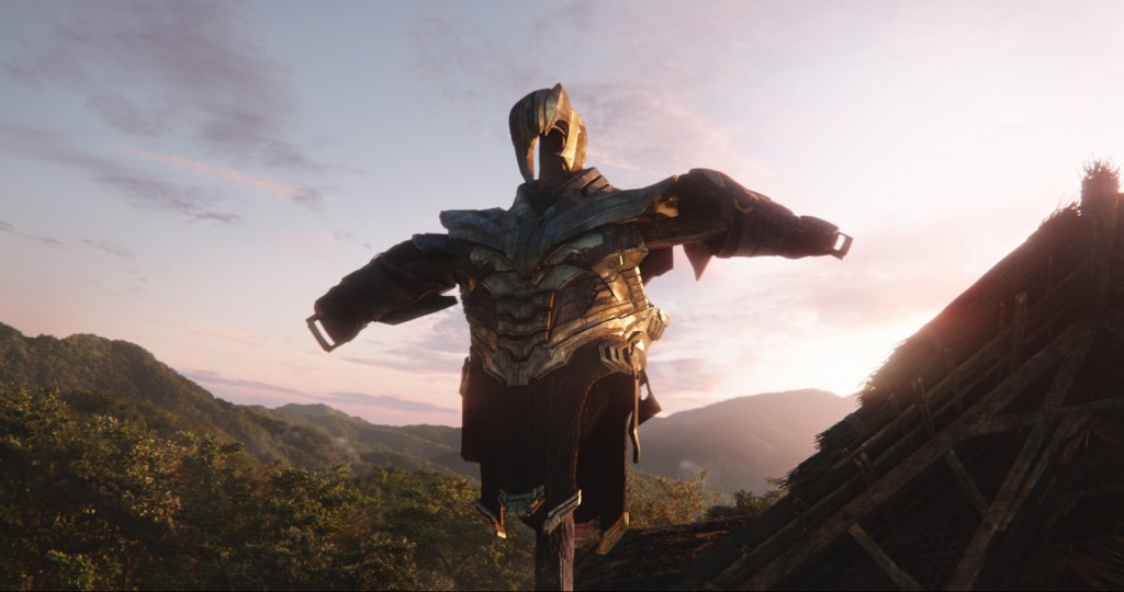 avengers endgame thanos gant gemme infini
