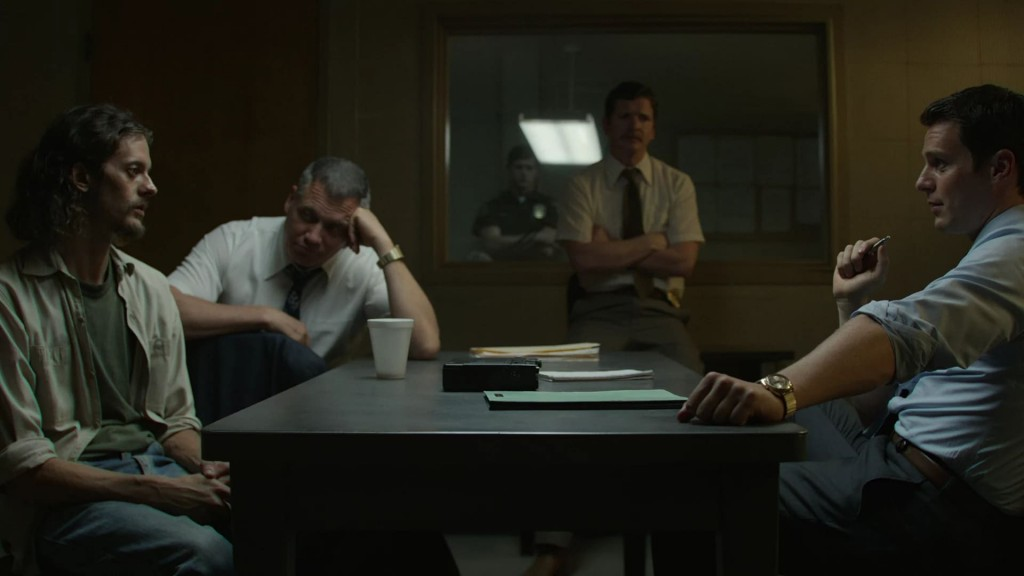 mindhunter entretien interview ford tench