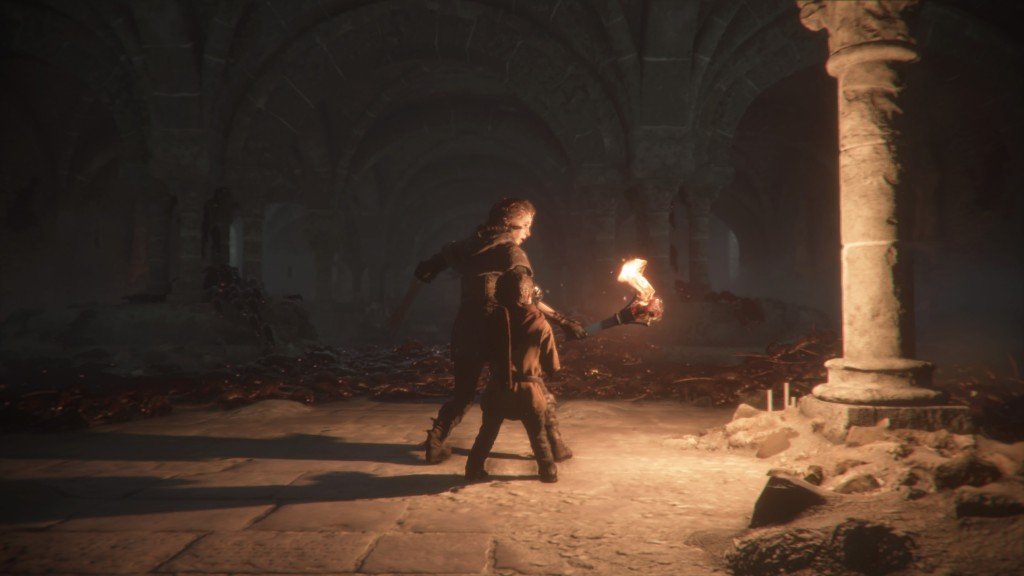 a plague tale,peste,rat,amicia,hugo