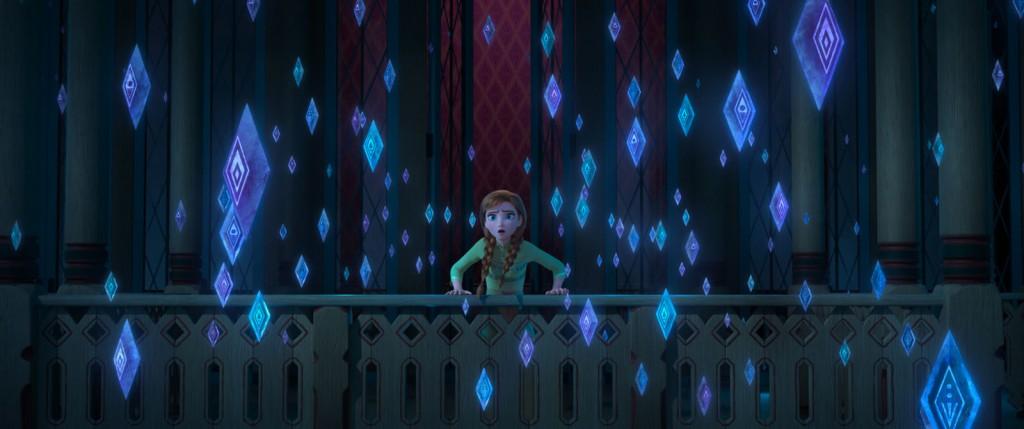 reine des neiges 2 chanson