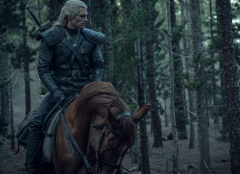 the witcher netflix geralt henry cavill