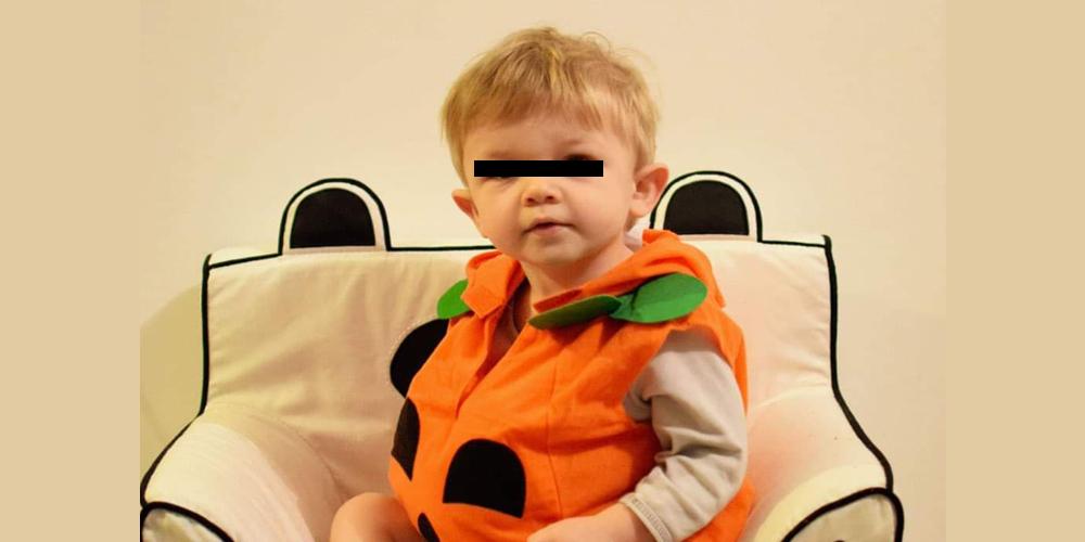 bebe enfant deguisement halloween